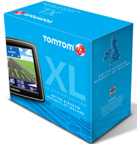 tomtom xl live iq routes